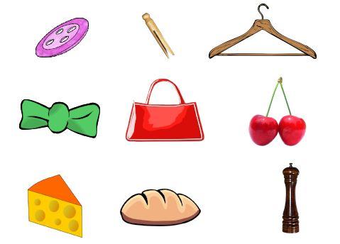 игры на развитие памятидля детей 4 - 6 лет - картинки