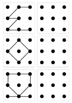 игры на развитие памяти для у детей 4 - 6 лет