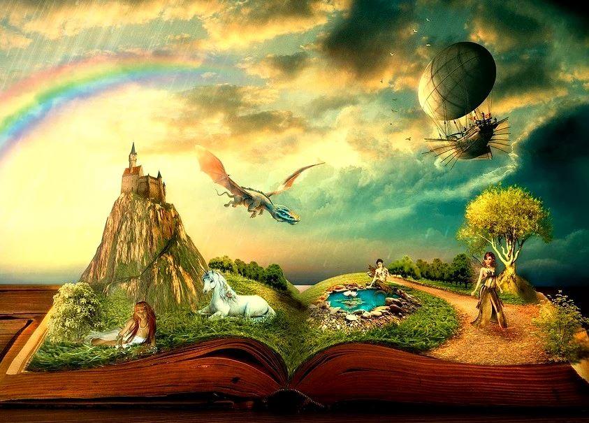 игры развивающие фантазию и воображение для детей