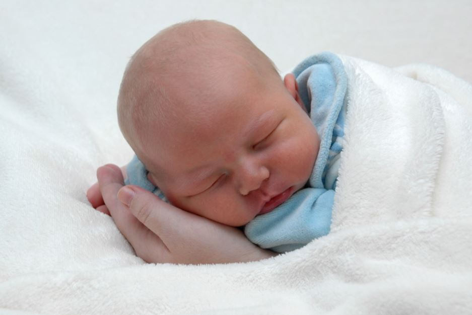 Календарь развития - новорожденный