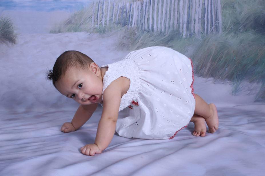 Развитие с рождения до года - 6 месяцев
